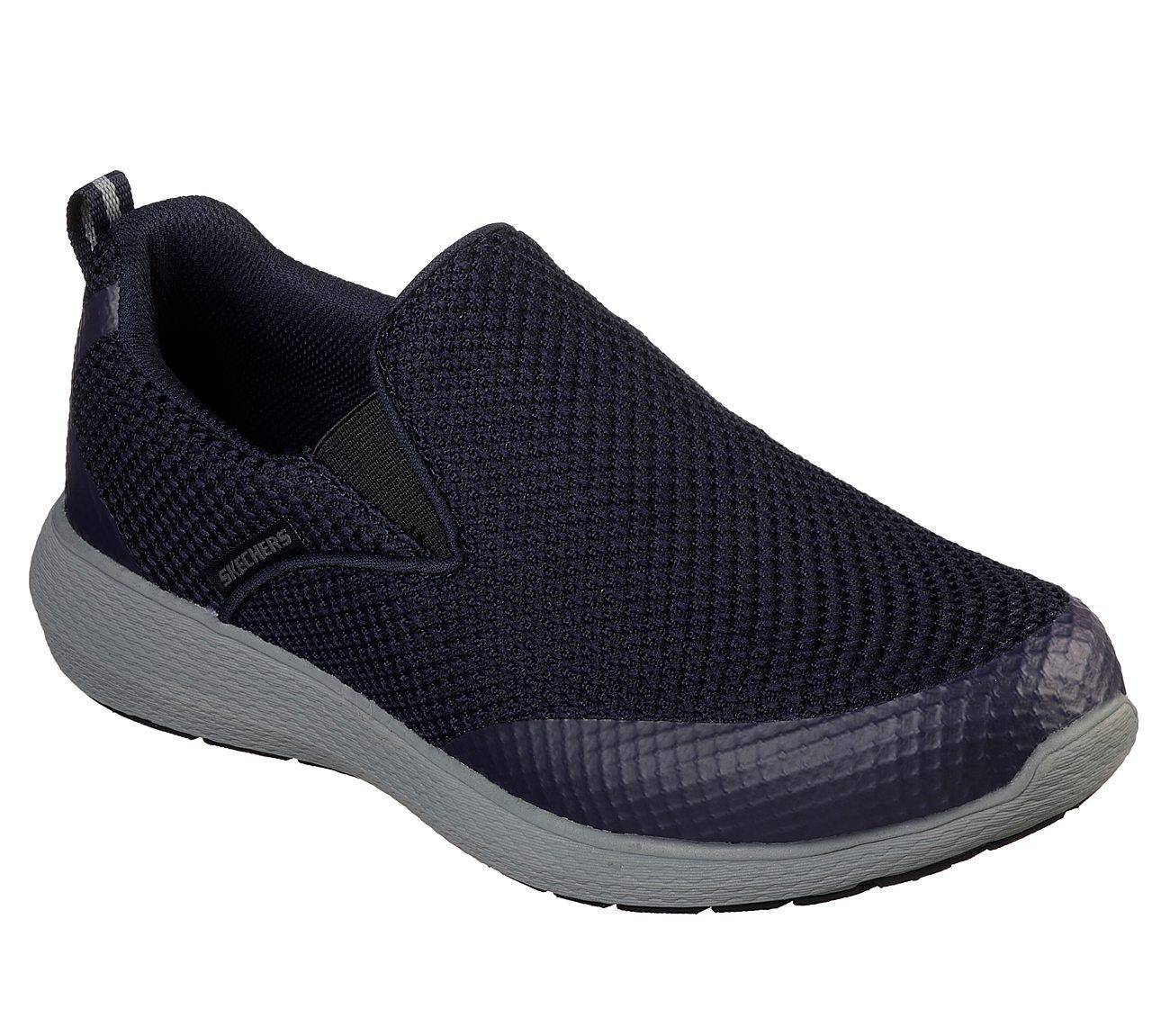 Skechers - Kulow - Whitewater Sepatu Sneakers Pria - Navy a75e62a3f3
