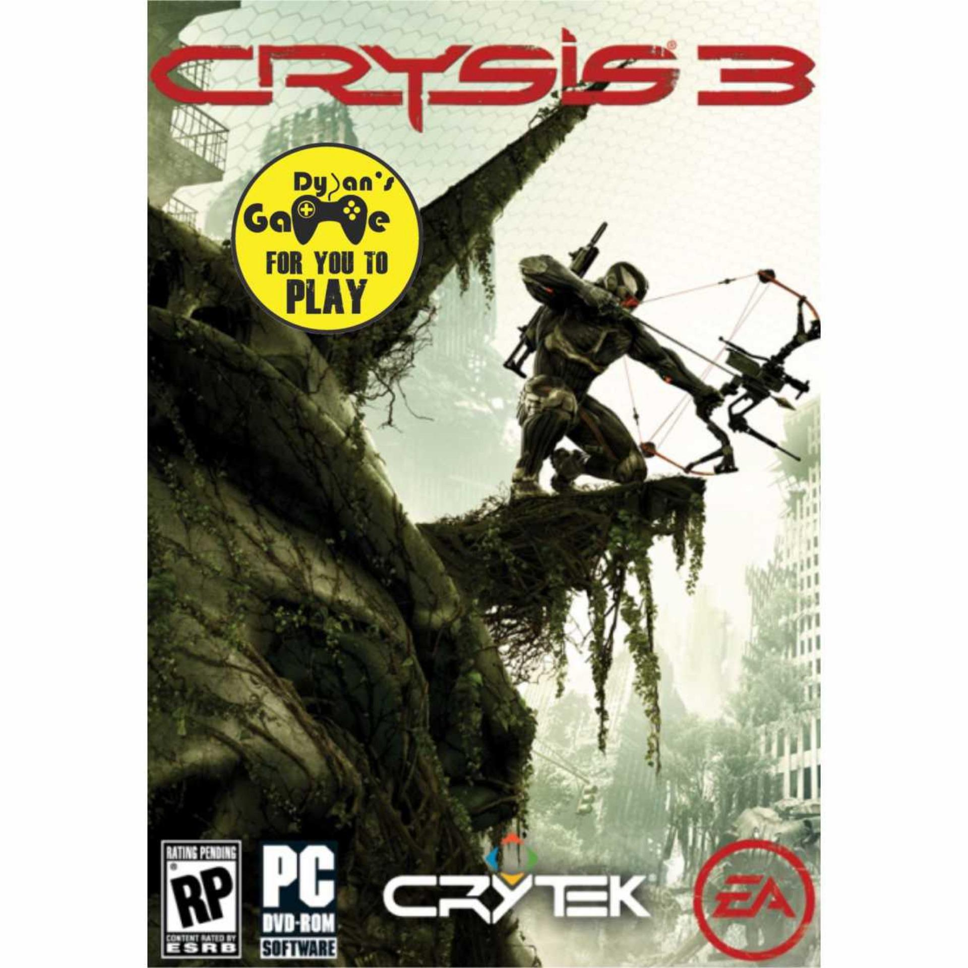 Crysis 3 Pc - Full Game By Dylansgame.