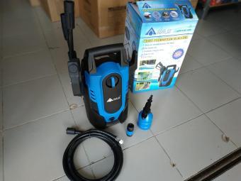 Review of Jet Cleaner Anlu ABW- VAY-70P / Mesin Steam Cuci Motor anggaran terbaik - Hanya Rp486.324