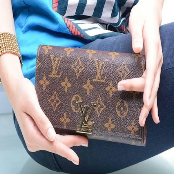 PROMO! DOMPET BATAM BRANDED LOUIS VUITTON LV 61702#