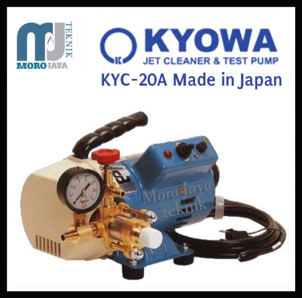 Mesin Steam Cuci Ac Jet Cleaner Kyowa KYC-20A Japan
