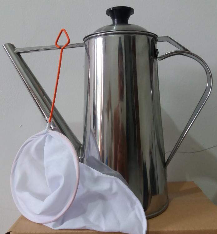 Sedang Diskon!! Teko Thai Tea U002F Kopi Teh U002F Teko Angkringan - ready stock