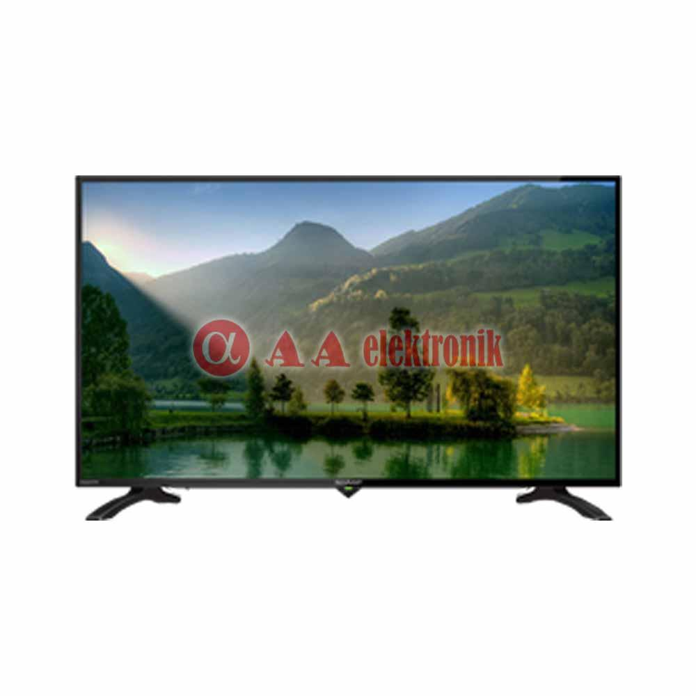 Sharp Tv Led Aquos 40 Inch Lc 40sa5100i Usb Movie 45le280x 45
