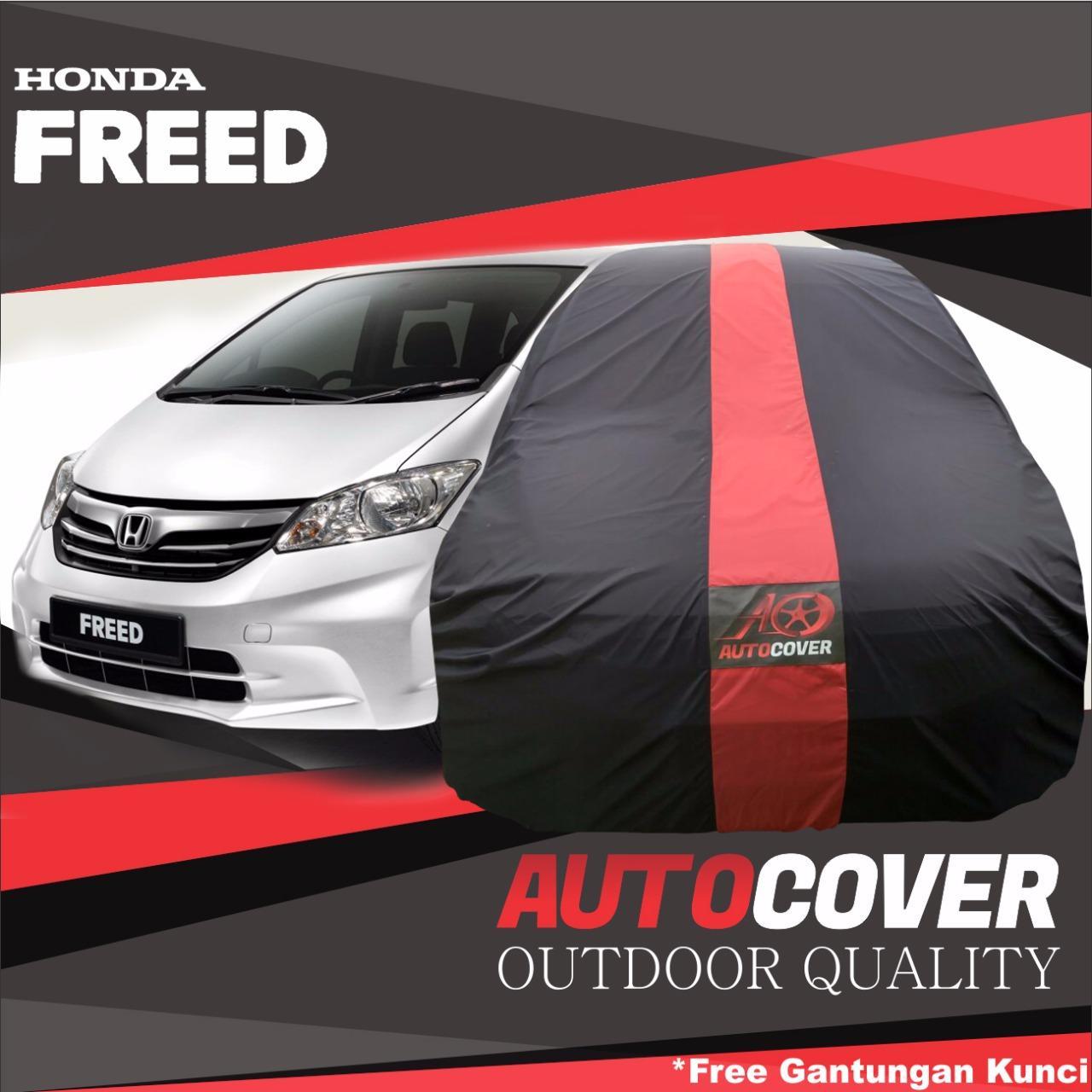 COD - Sarung Bodi Mobil Anti Air Honda Freed Cover Body Waterproof OUTDOOR Selimut Penutup Pelindung Penjaga Panas dan Hujan