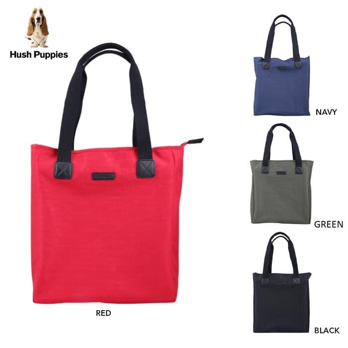 PROMO!!! Tas Wanita Original Hush Puppies Tote Canvas - XfeRMj
