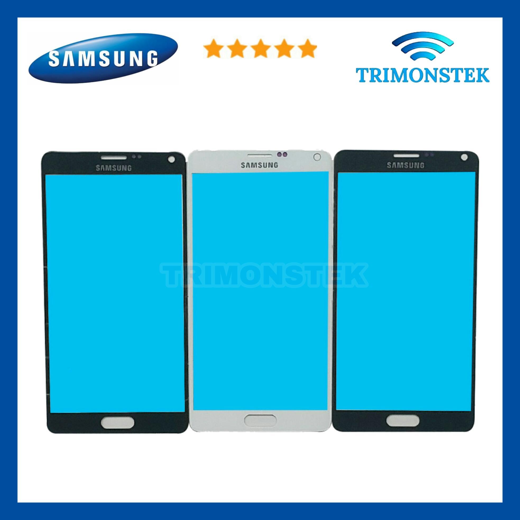 Kaca Lcd Samsung Galaxy Note 4 N910 Original