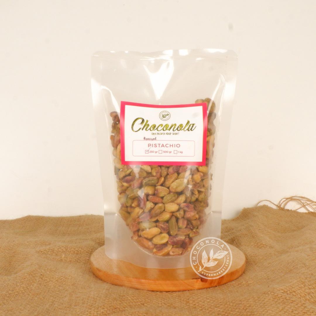 Roasted Pistachio Tanpa Cangkang 250 gram