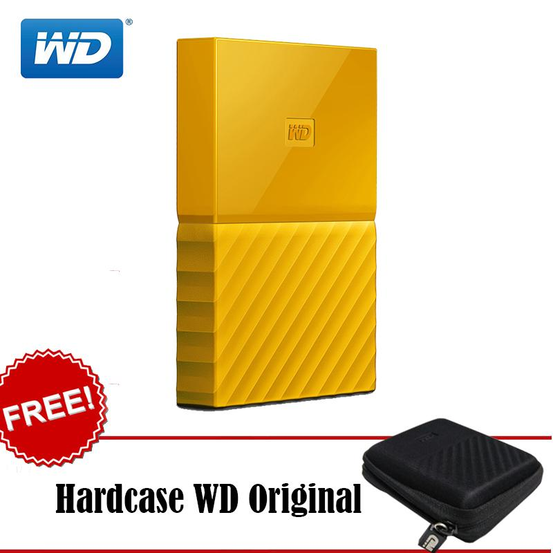 WD My Passport Hardisk Eksternal 1TB 2.5