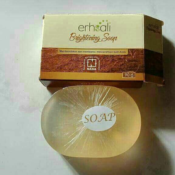 Ershali brighting soap