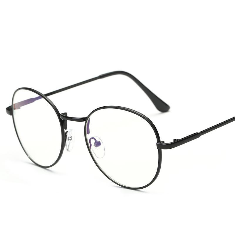 Anti Radiasi kacamata Pria dan wanita tidak berderajat anti blu-ray lelah rabun dekat bermain Komputer HP kacamata tanpa derajat perlindungan mata
