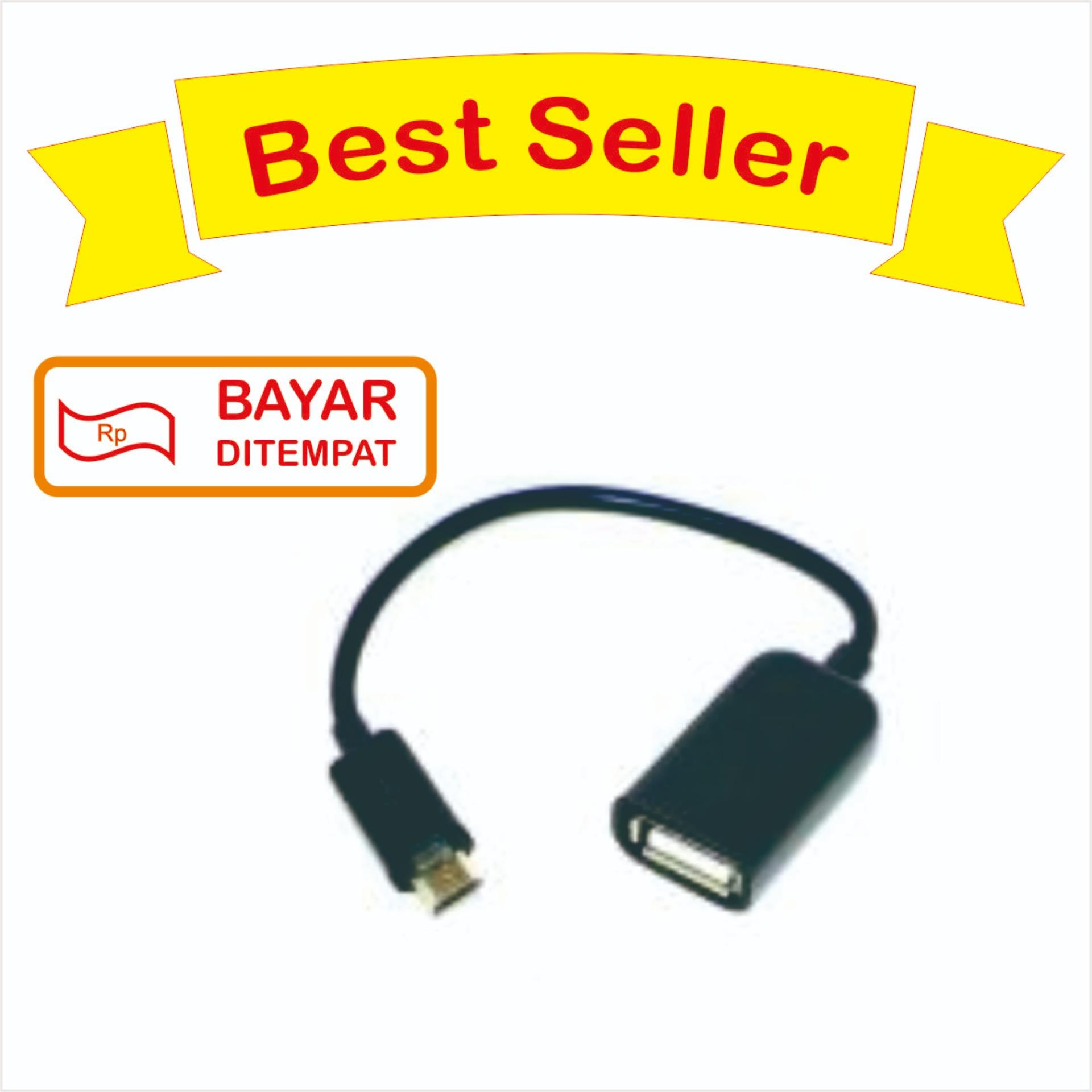 OTG Cable Connect Kit Android - Hitam
