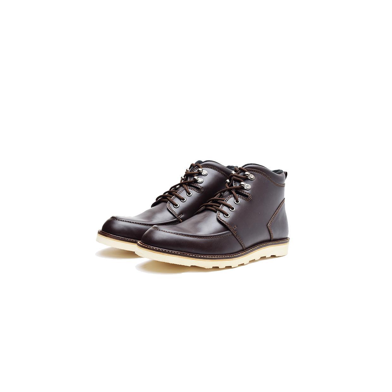 Sepatu Boots / boot pria kulit asli- murah keren gaul