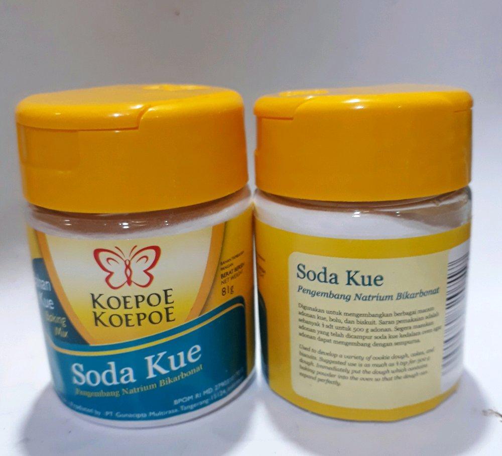 Koepoe-Koepoe Soda Kue 81gr