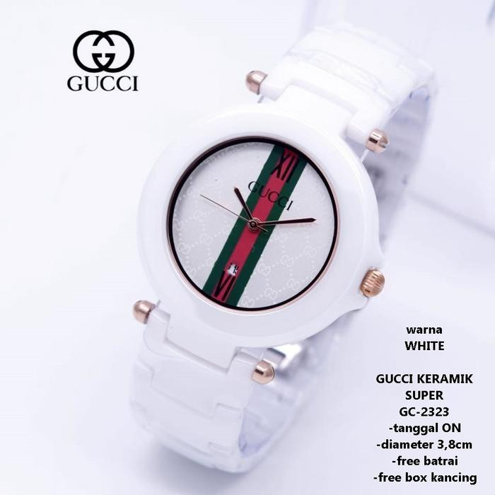 SW99 Jam Tangan Wanita Gucci SUPER New Model GC2323
