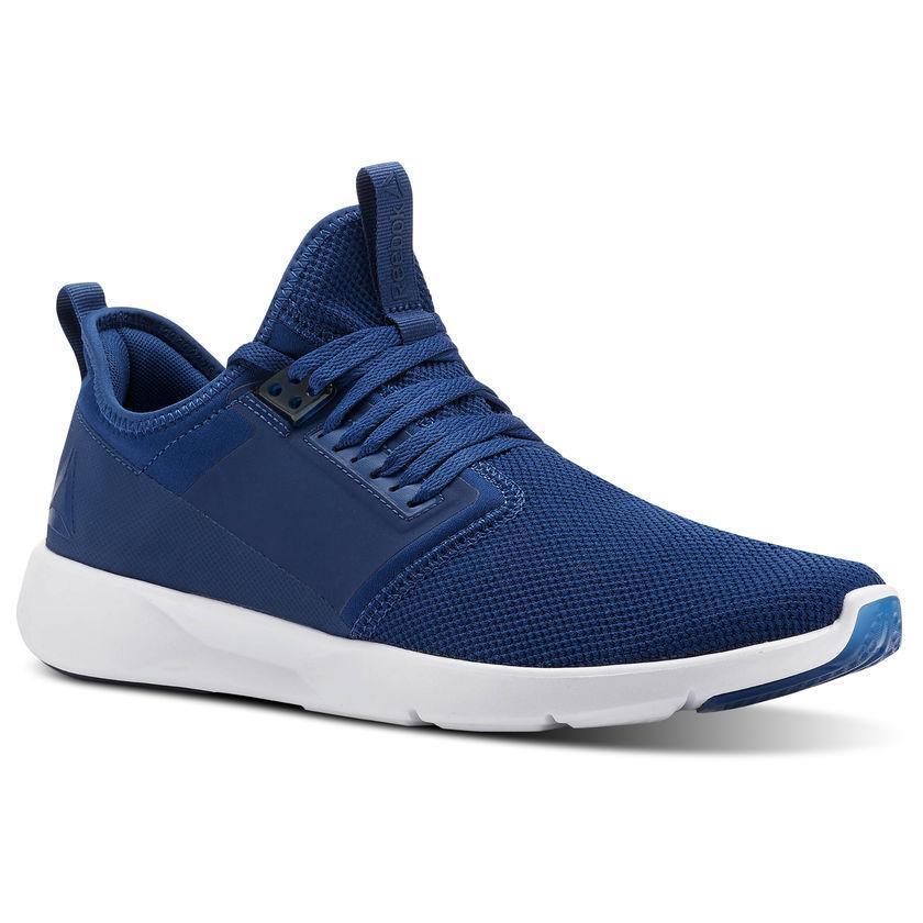 REEBOK PLUS LITE 2.0 Sepatu Olahraga Pria - Biru f88bd7f0bd