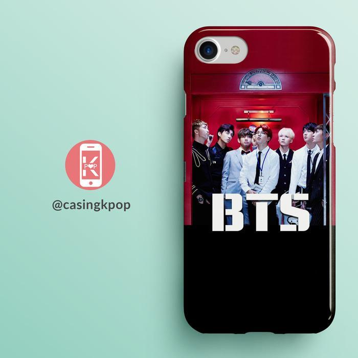 Casing Handphone BTS Guangzhou Fanmeeting