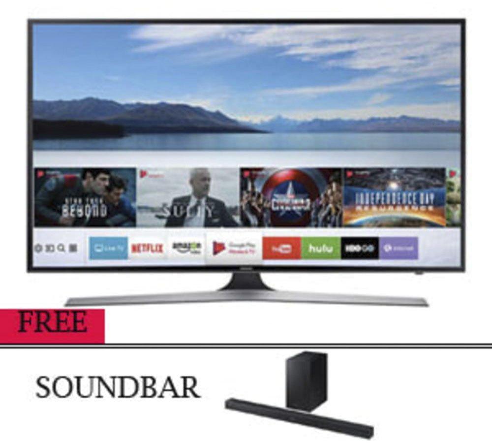 Jual Televisi Tv Samsung Terbaru Led Ua32fh4003 Uhd 4k Smart 50inch Type50mu6100 Free Sound Bar
