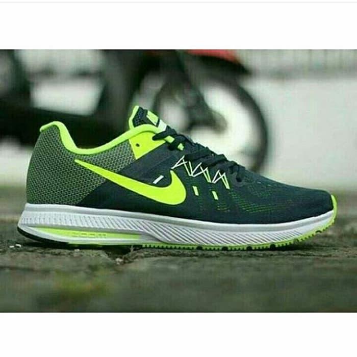 Best Seller!! Nike Free Zoom Premium Original ( Sepatu Cowo Sepatu Runing ) - ready stock