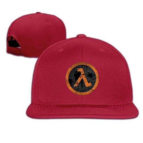 Men's Unisex Half-Life Greenlight Collection Rock Cap Summer Baseball Hats