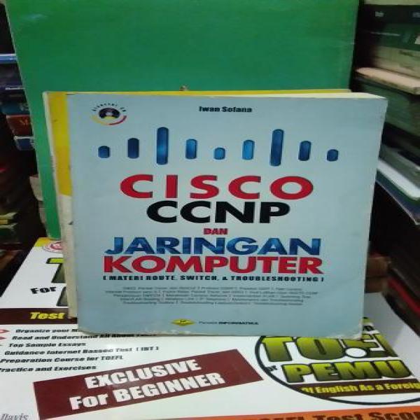 Original mengenal cisco ccnp dan jaringan komputer
