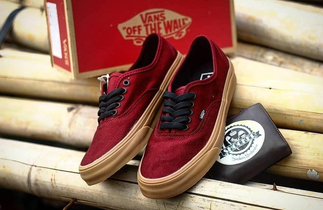 GENSS Vans authentic gum