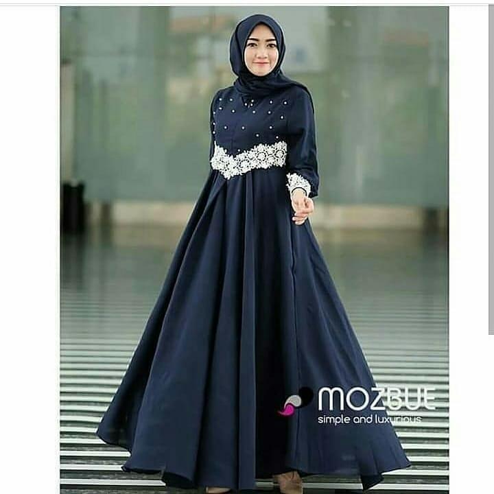 Baju Gamis Pajera Dress Balotely Baju Muslim Original Long Maxy Wanita Hijab  Terbaru Pakaian Cewek Modis 88bf5b6c02