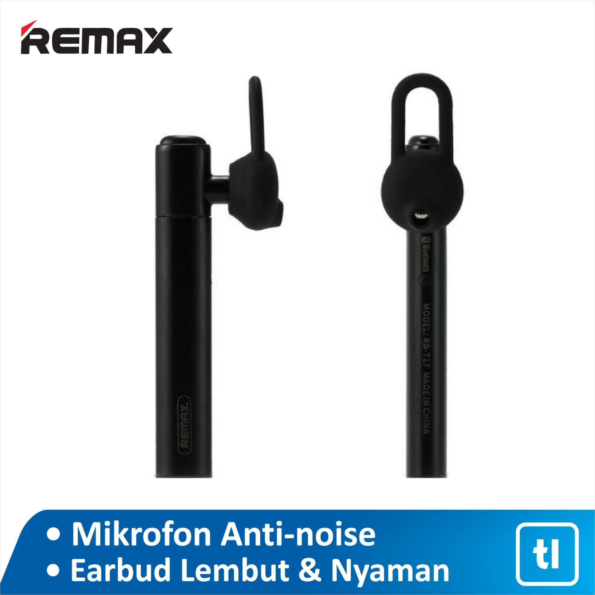 Remax Bluetooth 4 1 Wireless Headset Earphone RB T17