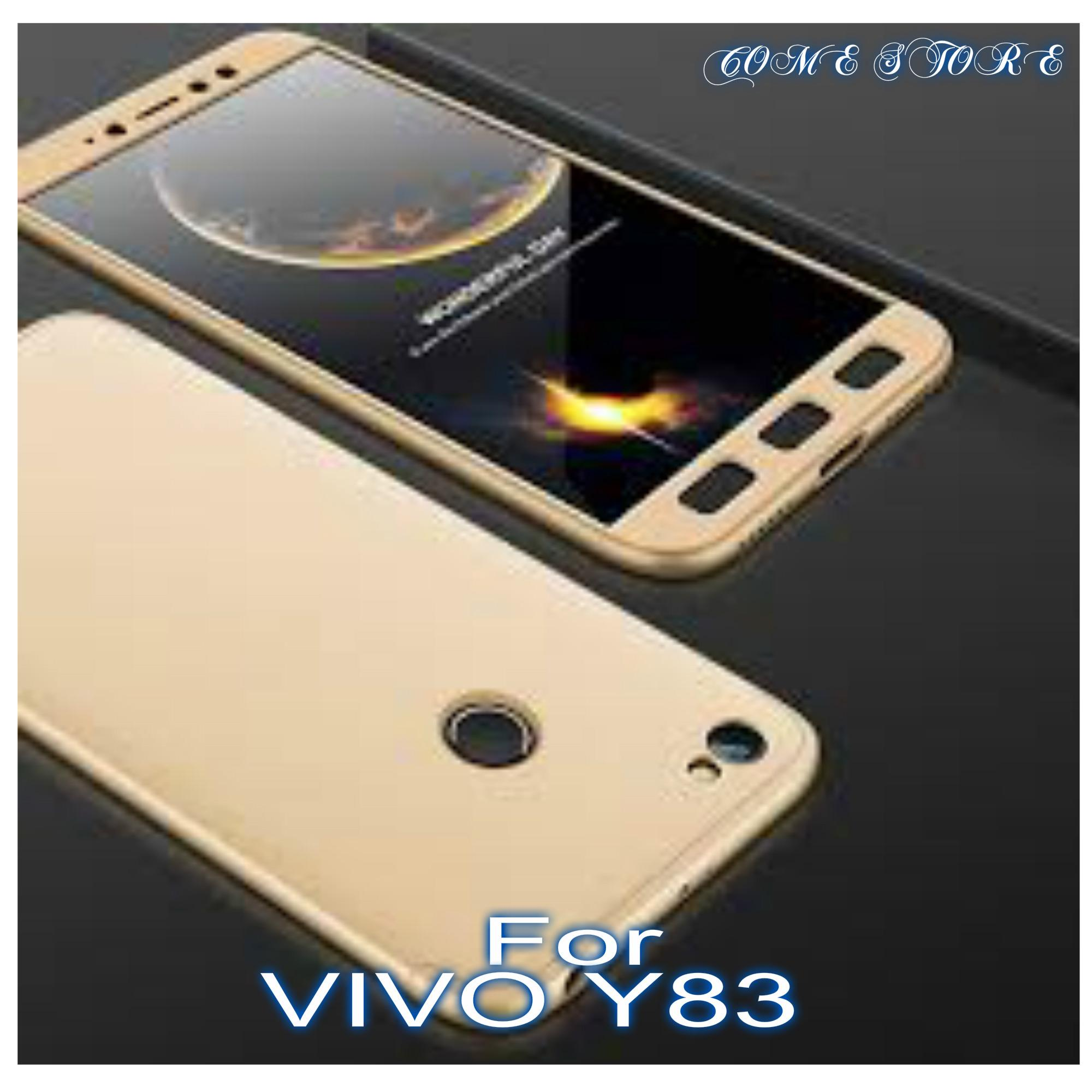 Case Ipaky 360 VIVO Y83 Full Cover Armor Baby Skin Hard Case Premium