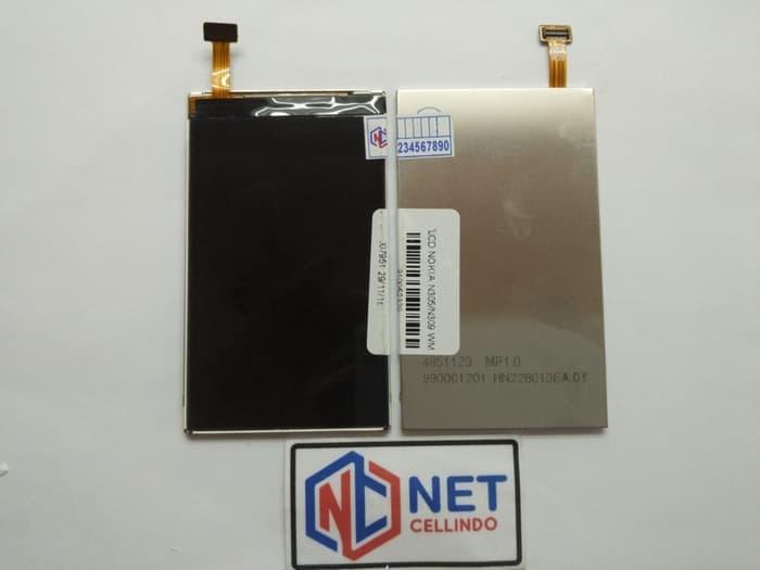 Promo: Lcd Nokia Asha N305 U002F 305 U002F N306 U002F 306 U002F N308 U002F 308 U002F N309 U002F N310 - ready stock