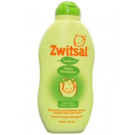 Zwitsal Baby Shampoo Natural 100ml