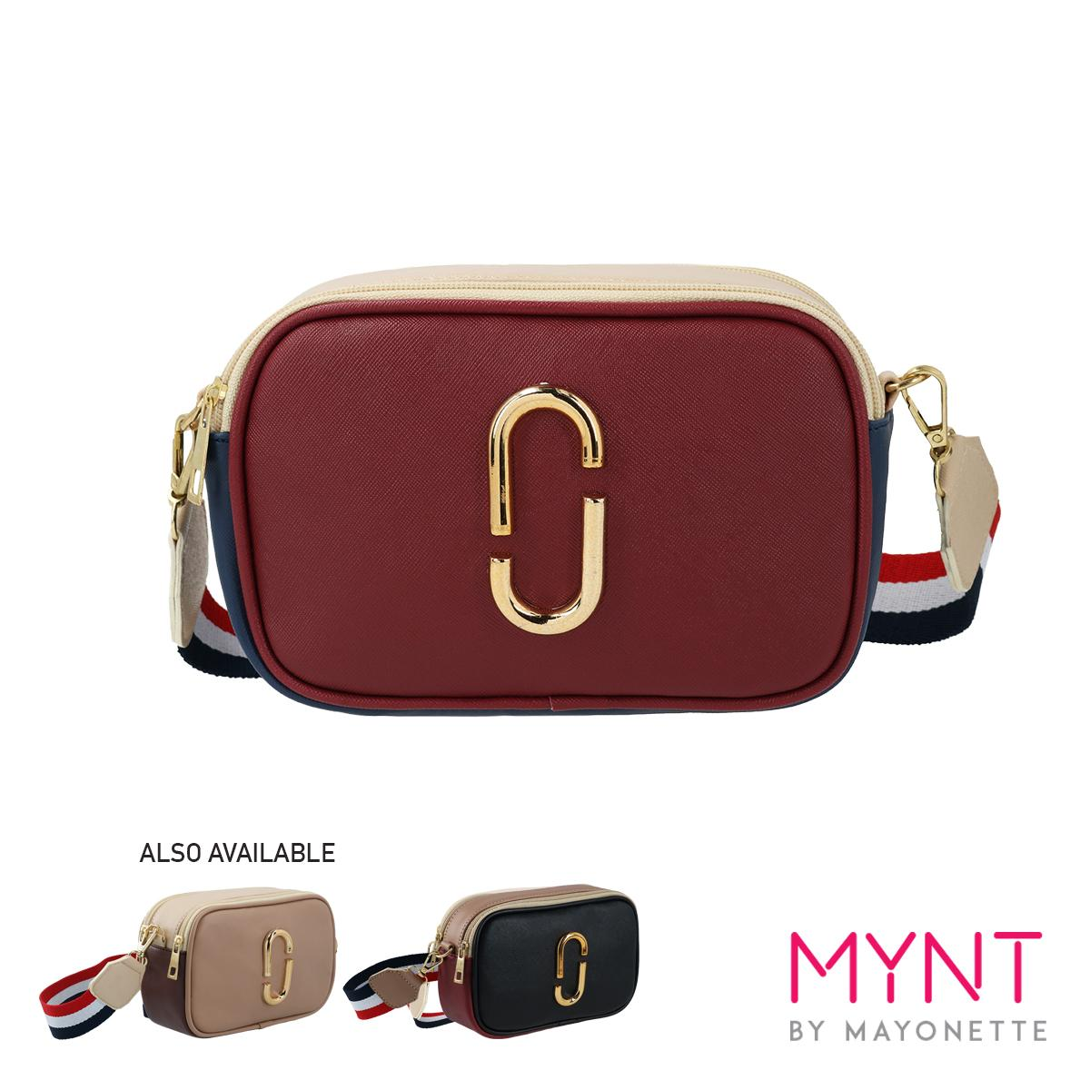 MYNT by Mayonette Snapshot Messenger Multi Colour - Tas Selempang Wanita -  Variant 7f9cc2cd25