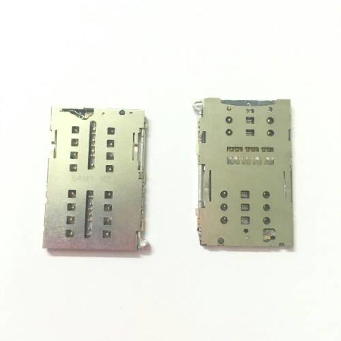 HARGA SPESIAL!!! CONNECTOR SIM CARD XIAOMI REDMI 3/SIM CARD CONNECTOR/KONEKTOR SIM - Z9O4EK