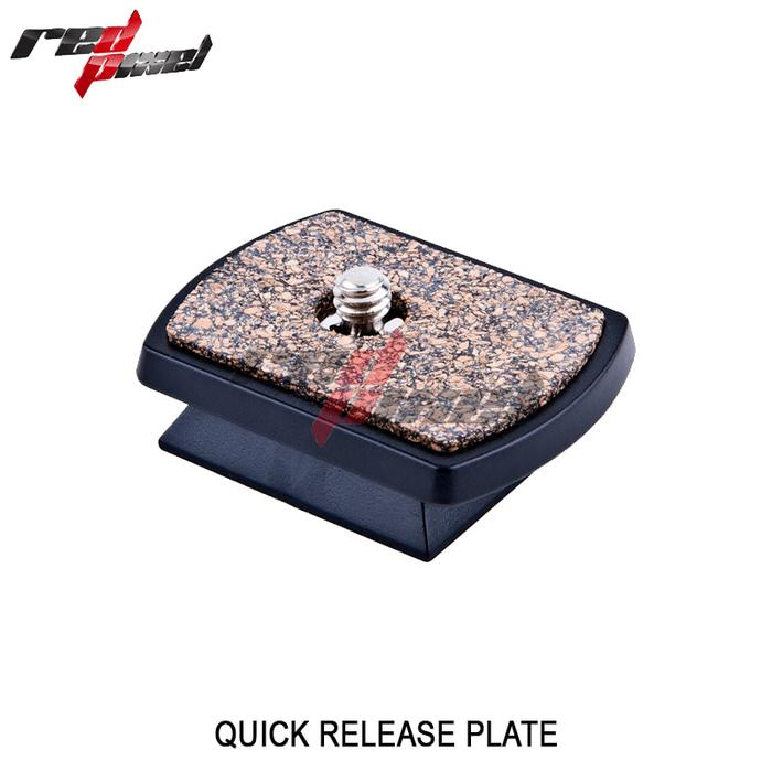 Sedang Diskon!! Quick Release Plate For Excell Promoss - Yunteng - ready stock