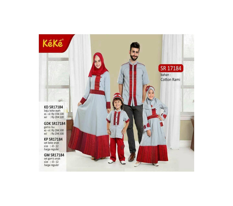 COUPLE MUSLIM KEKE SR 17184