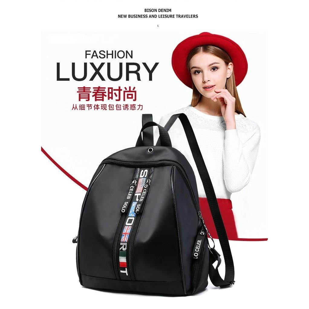 Tas Ransel Wanita/Backpack Import Korea New Model High Quality CS-SP01