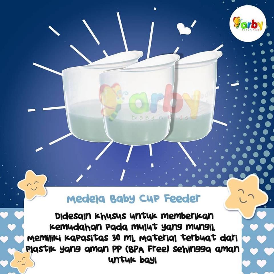 Medela Baby Cup Feeder / Gelas / Cangkir Menyusui