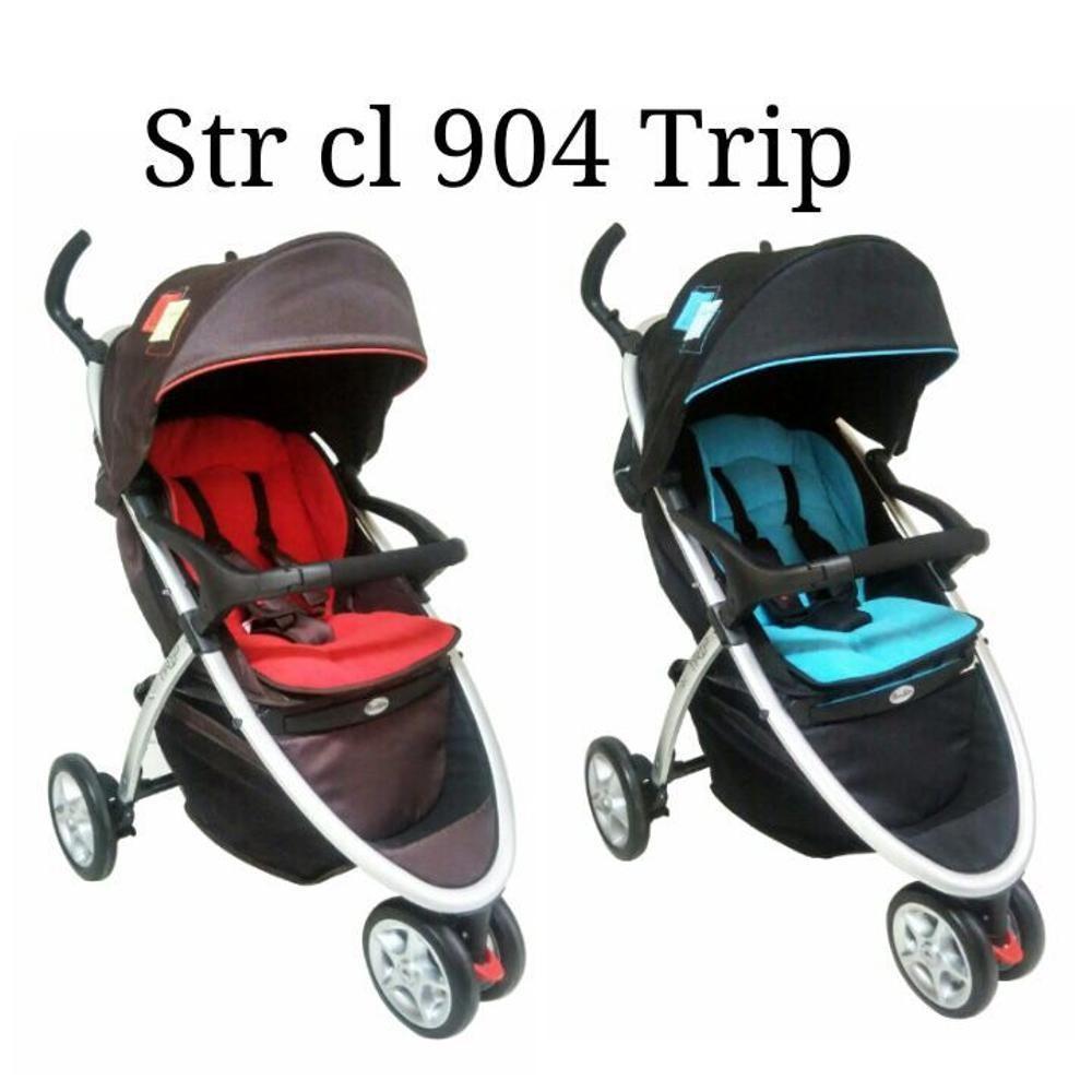 Stroller Cocolatte Trip CL 904 - kereta bayi