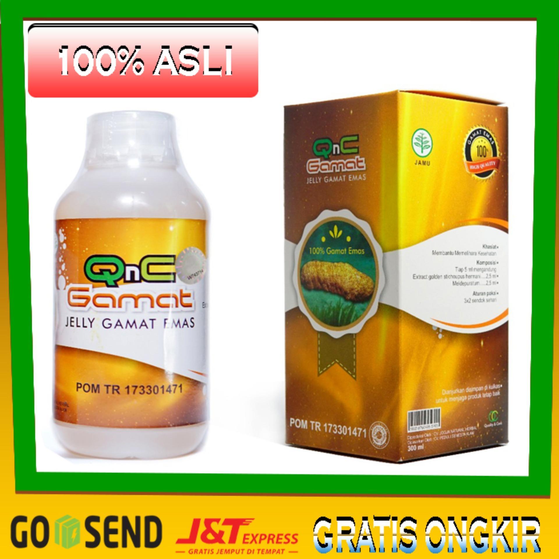 Buy Sell Cheapest Obat Bopeng Best Quality Product Deals Qnc Jelly Gamat Jeli Emas Original Ampuh Jerawat Bekas Asli
