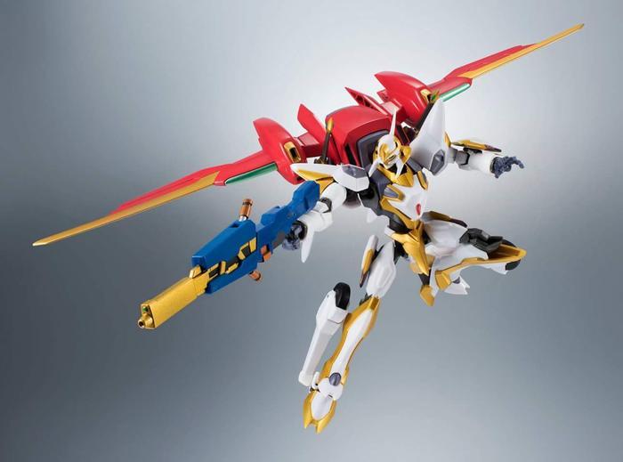 Bandai Robot Damashii Lancelot Air Cavalry - SfQiwl
