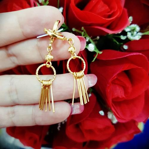 anting cantik xuping gold