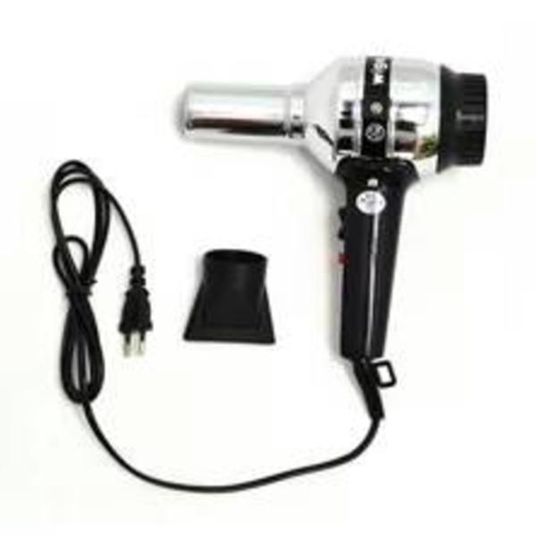 TERMURAH SE LAZADA Wigo Hair Dryer Taifun WindBlow 900 Bundle Corong - CHROME
