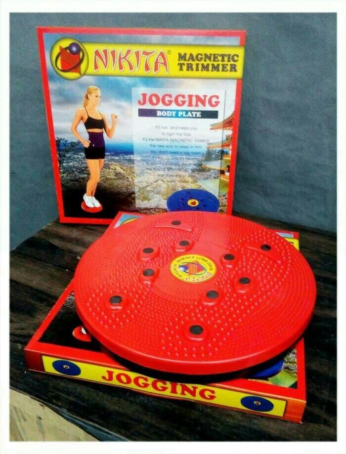 Jogging Foot Plate Magnetic Trimmer Nikita Pelangsing Tubuh - C1VG29