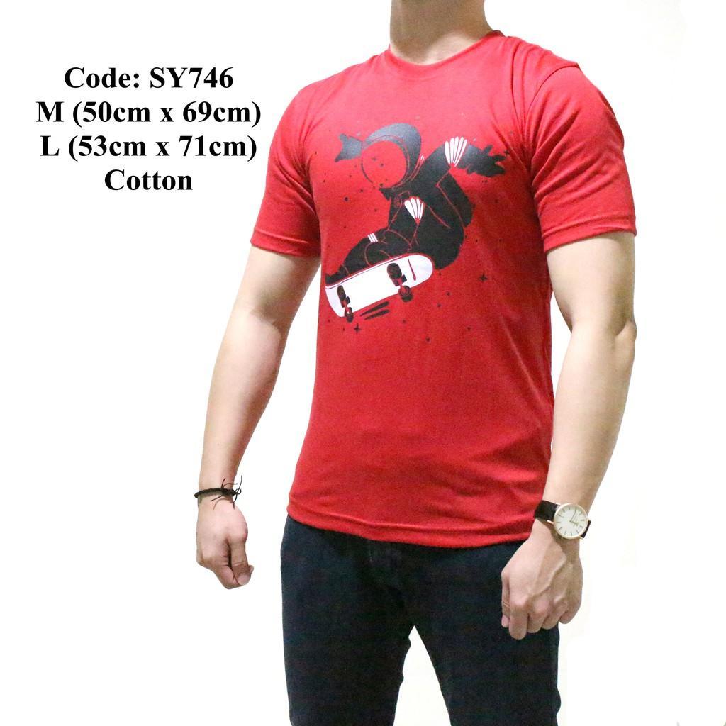 Promo Baju Kaos-Tshirt Code SY746