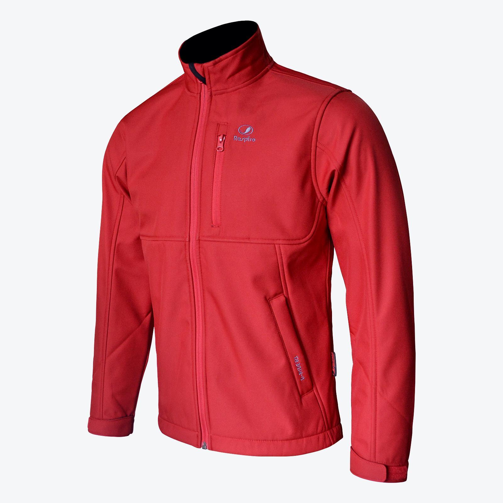 Respiro - Jaket Motor D-Ride R1 - Merah