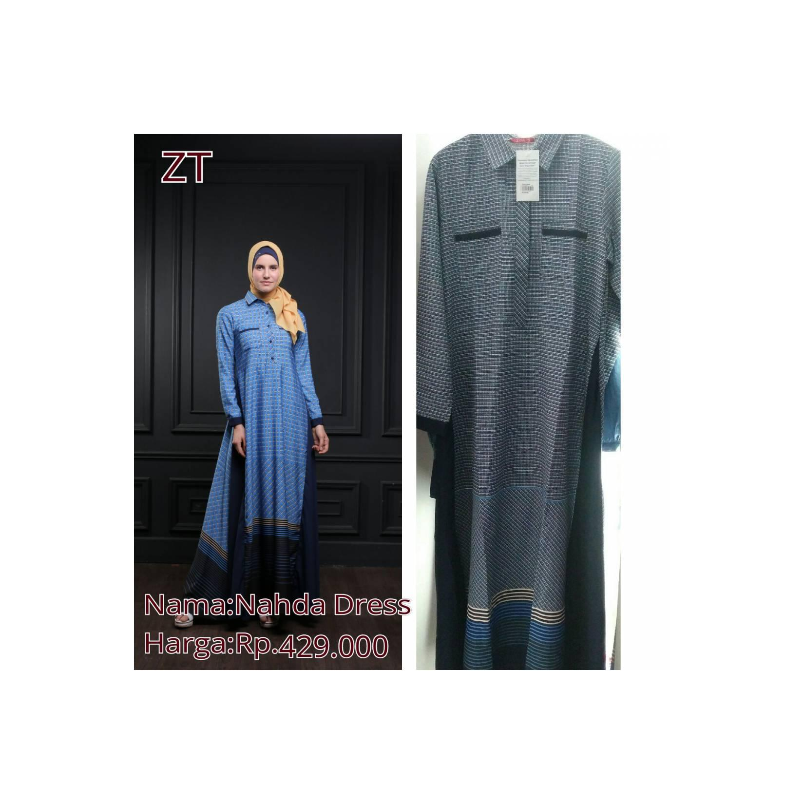 Zoya Gamis Nahda Dress