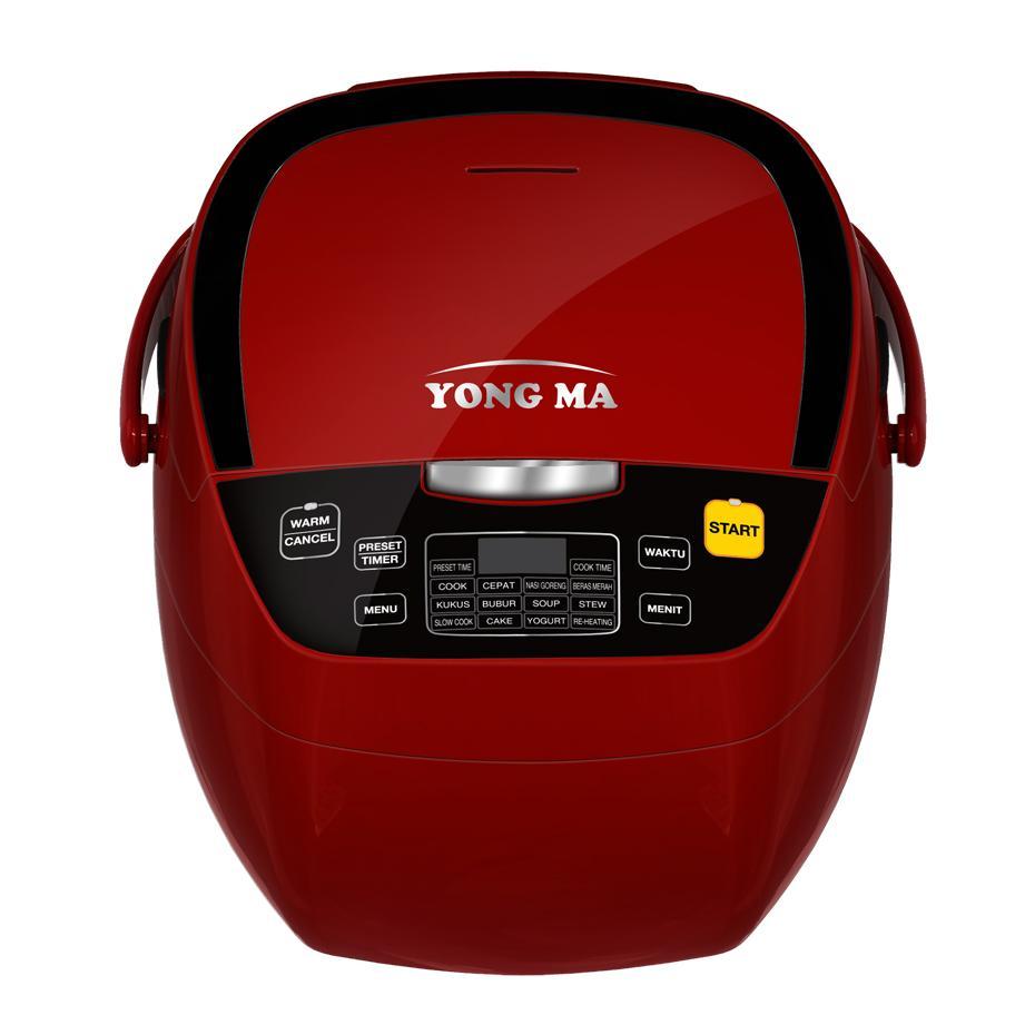 YONG MA Digital Magic Com Eco Ceramic 2 Liter YMC801-SMC8017