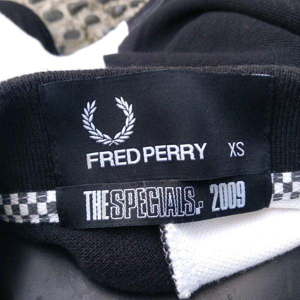polo shirt fred Perry x the specials 2009