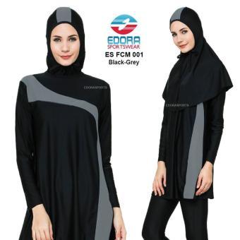 Beli sekarang Edora Baju Renang Muslim Dewasa Wanita ES FCM 001 terbaik  murah - Hanya Rp273.300 e035125aed