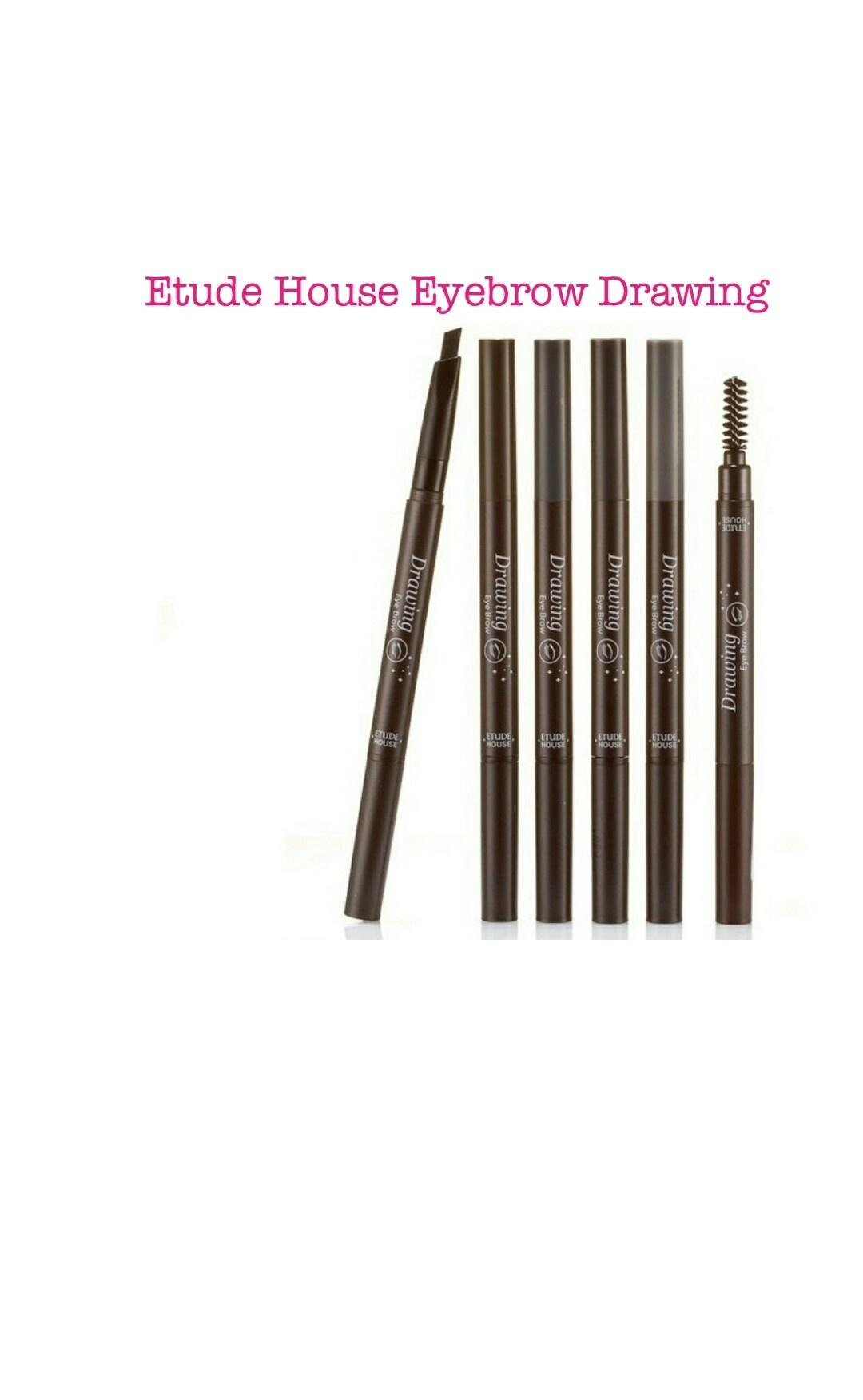 Etude Drawing Eyebrow - Pensil Alis Sikat