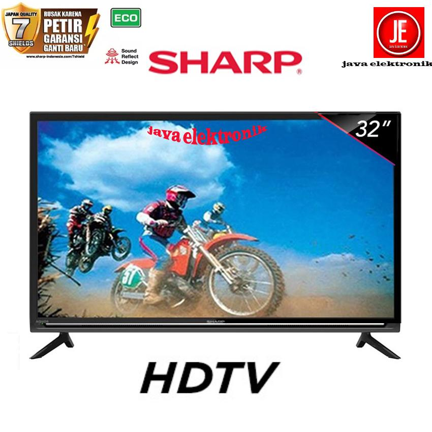 SHARP LED TV 32 INCH LC-32LE179i GARANSI RESMI